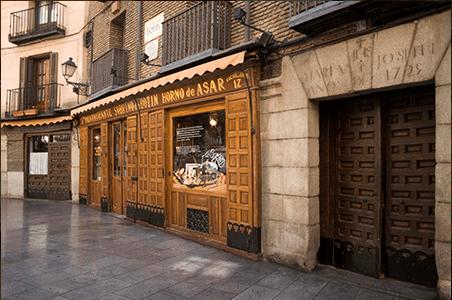 Conocer el restaurante mas antiguo del mundo