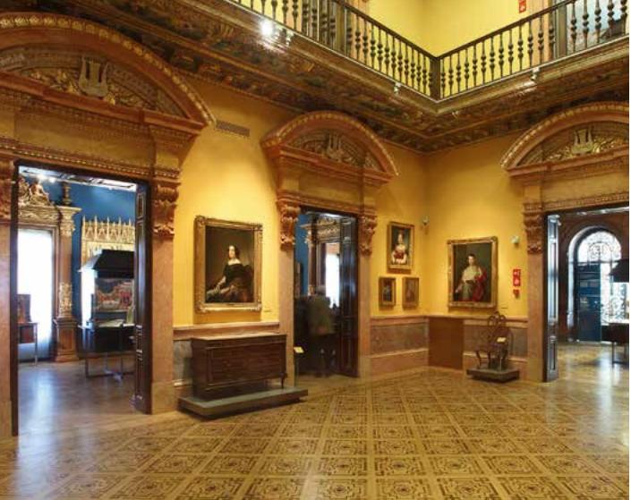 Descubrir un museo no tan conocido
