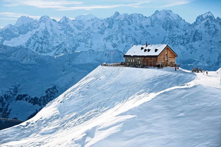 Experiencias únicas para disfrutar en la nieve de Suiza