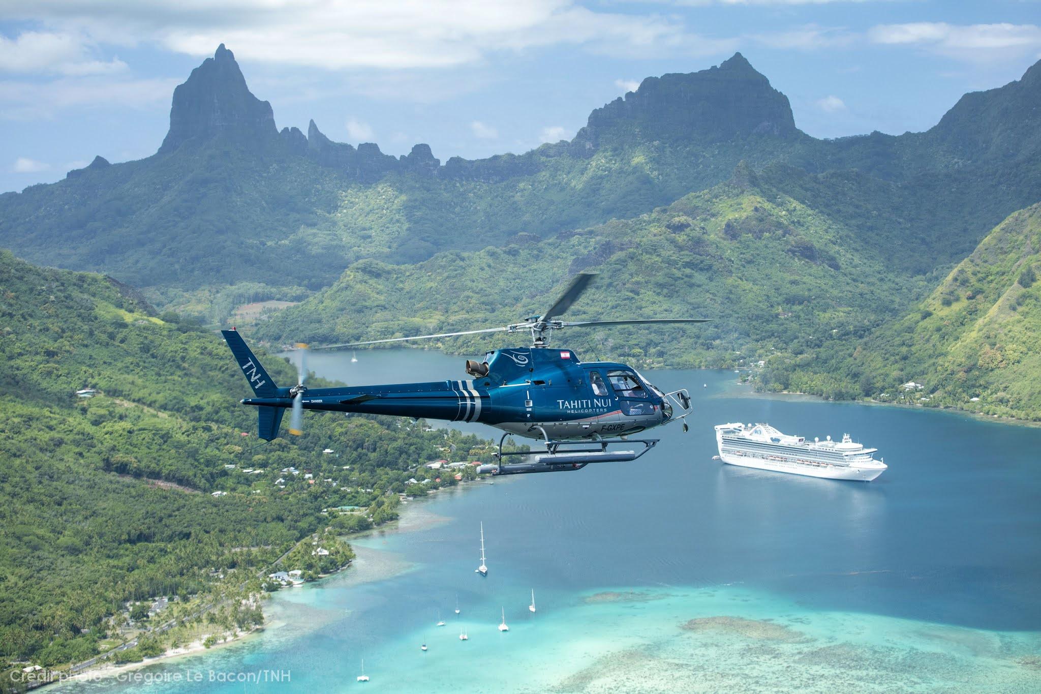 Polinesia Francesa, un rincón para disfrutar de los 5 sentidos